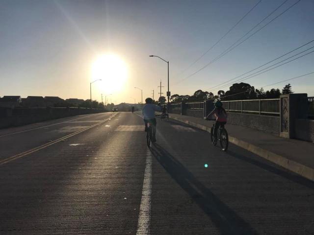 Walker Street Bridge across Watsonville Slough, Watsonville, CA