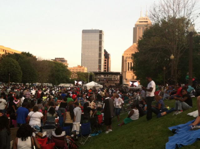 Indiana Black Expo free concerts