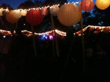 NESCO Feast of Lanterns - Near Eastside Indy - Spades Park.  Awesome neighborhood festival!