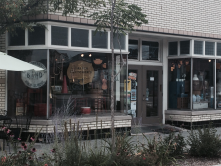 Calvin Fletcher's Coffee Co.  The Cheers of Coffee Houses, between Downtown Indy and Fountain Square.