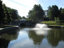Miller Park Lagoon