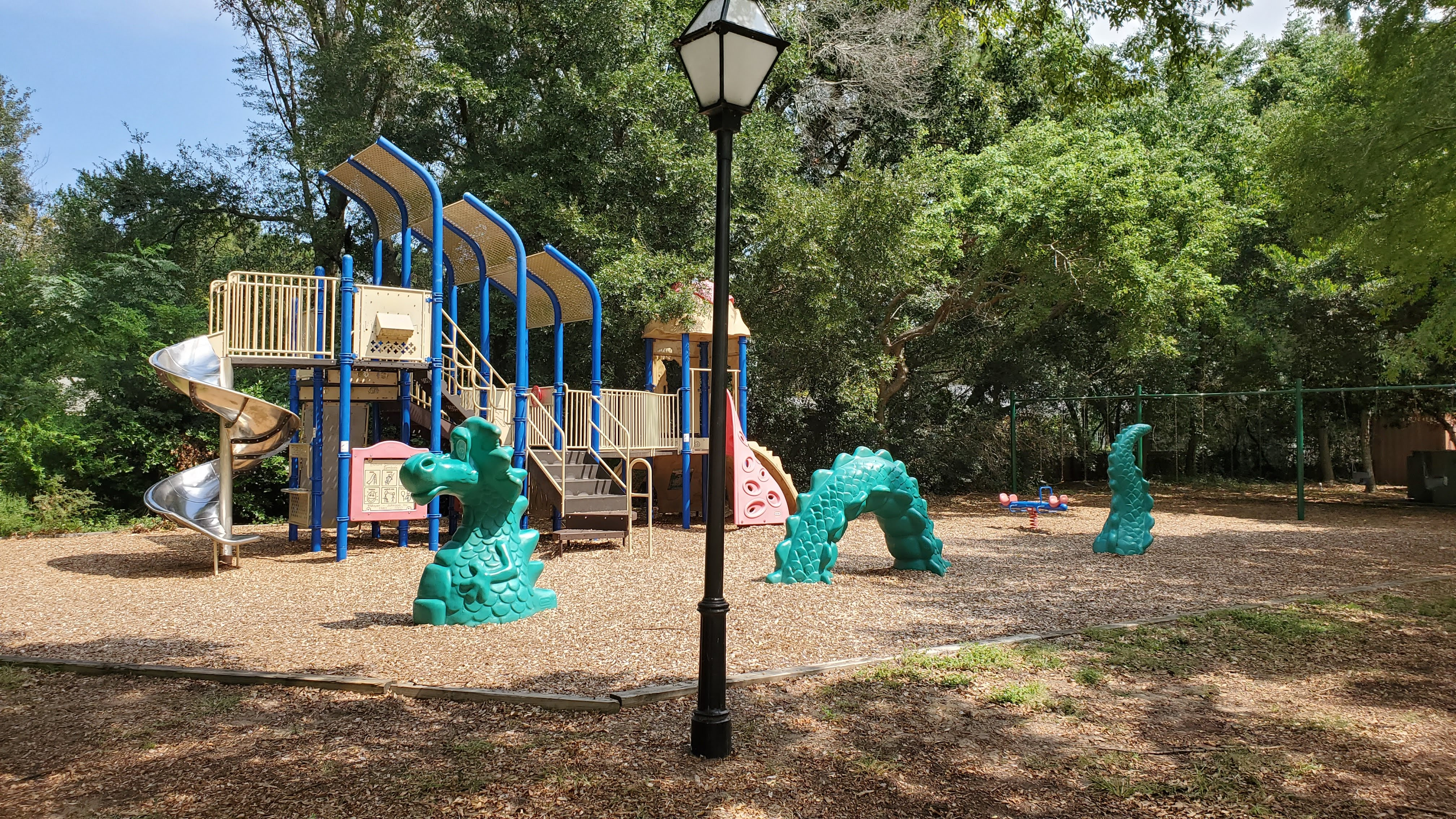 Improving Parks and Facilities