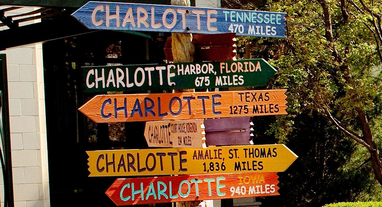 Calling Charlotte Home