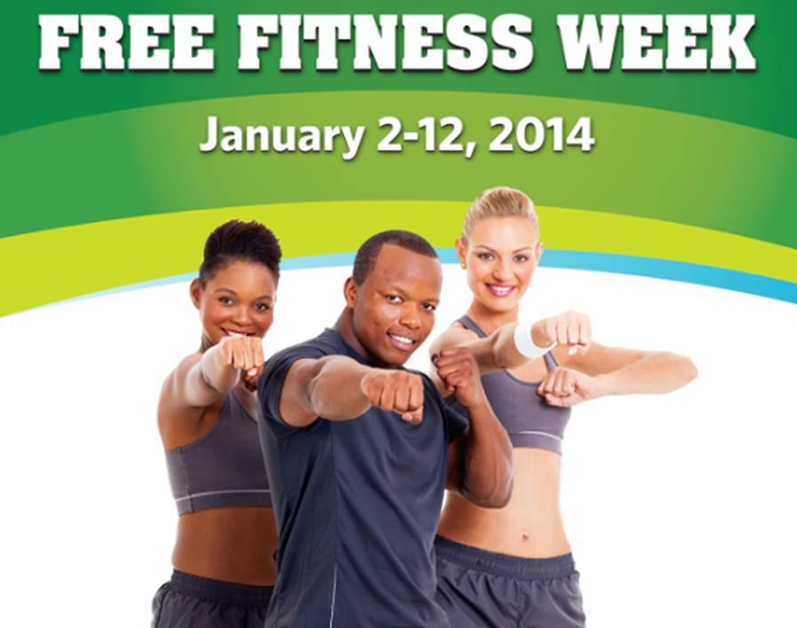 Free Fitness Week Survey