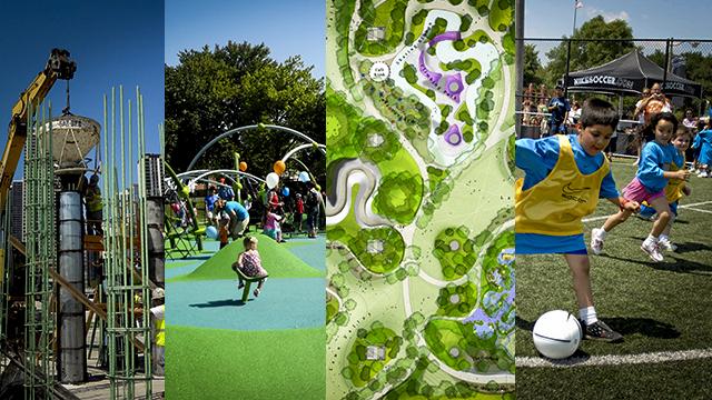 Poll: Park Amenity Funding 2014