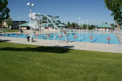 Scea Park Pool