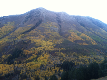 I like running in the mountains in front of Timpanogos.  I also like the SCERA movies.  I think it's under-utilized.