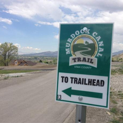 Murdock Trail, awesome place to walk and bike ride with your friends and family...