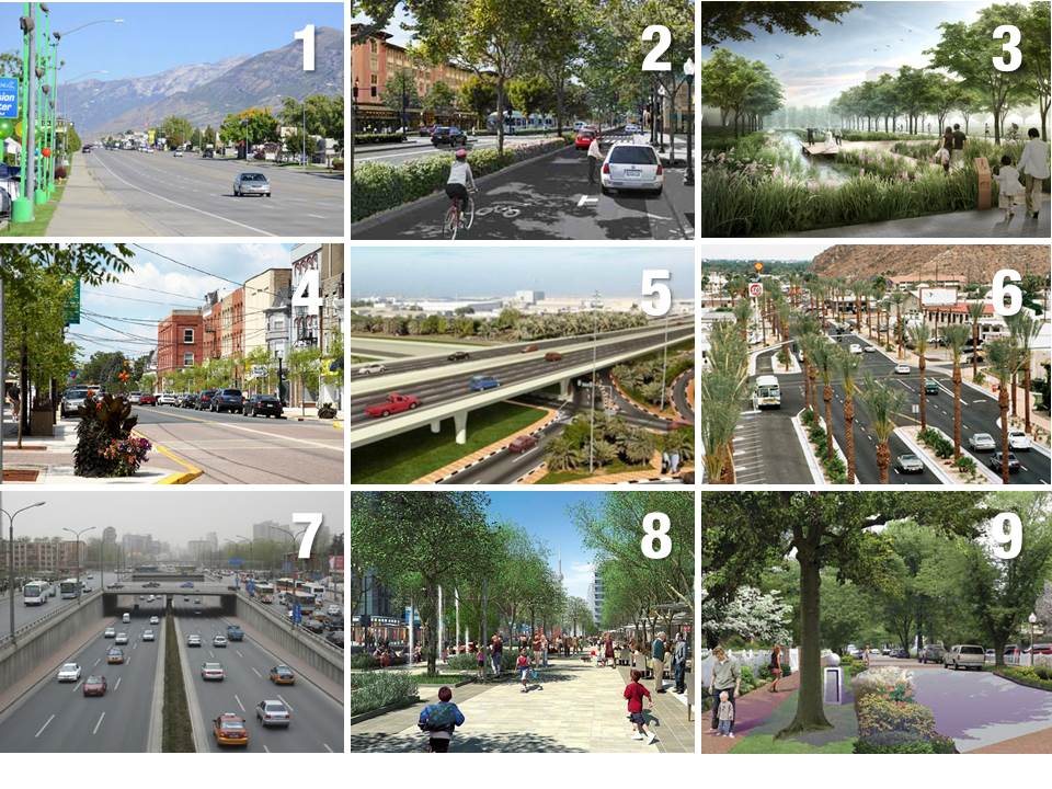 State Street Planning: Street Layouts