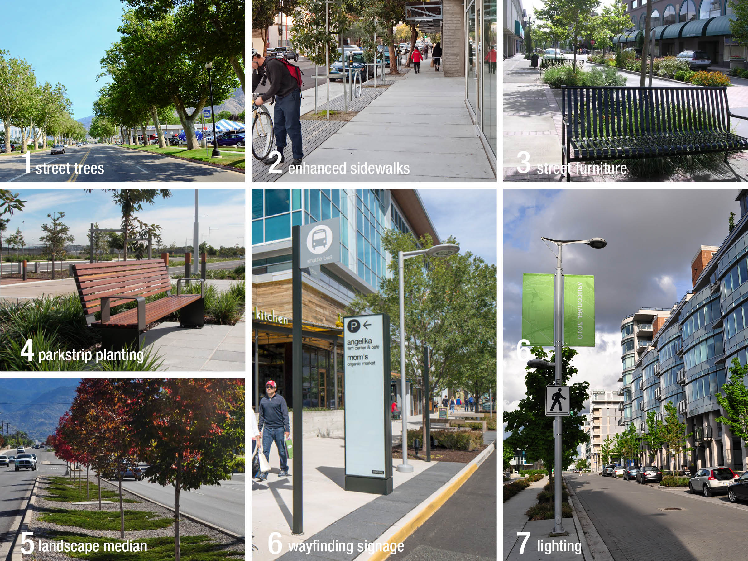 State Street Planning: Streetscape Elements Poll