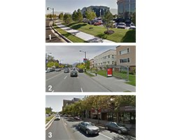 State Street Planning: Building and Street Relationship