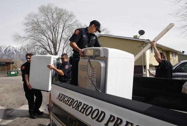 Neighborhood Plan: Canyon View, Orchard & Cascade Crime
