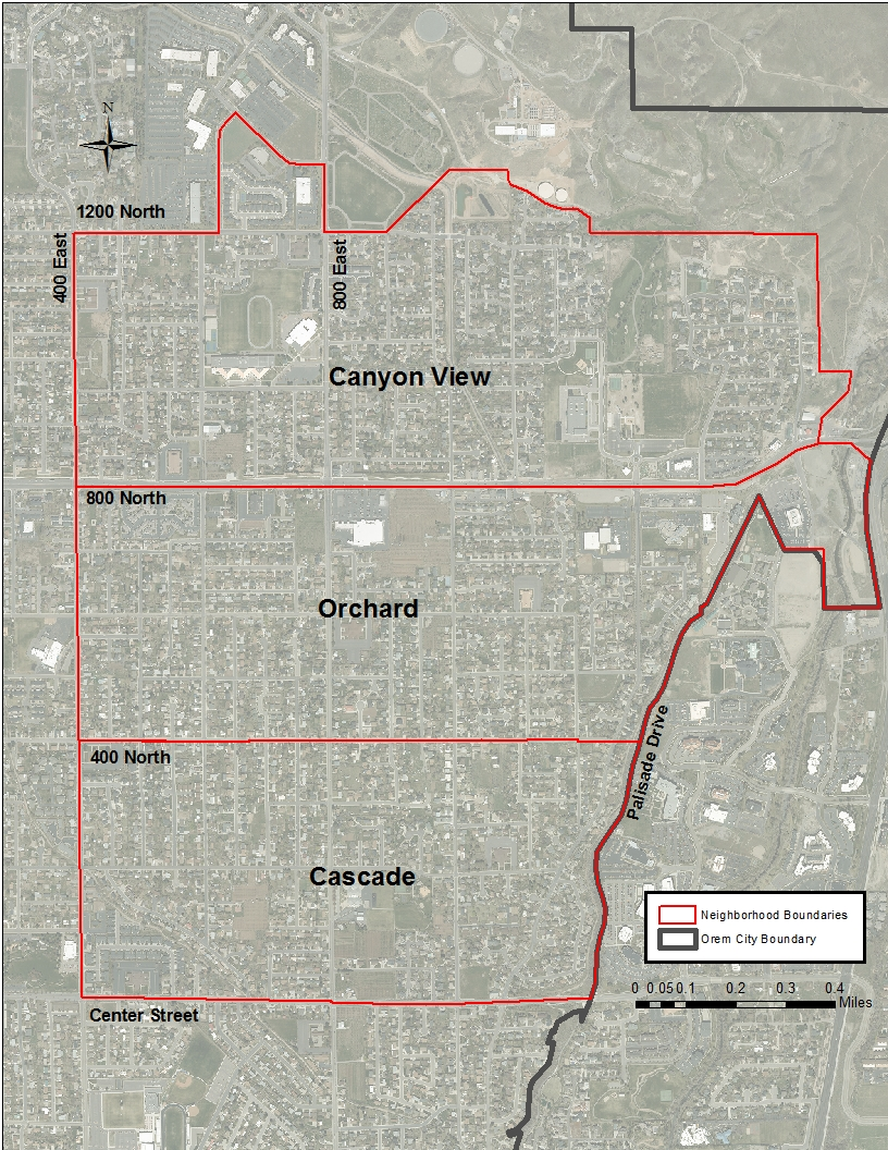 Neighborhood Plan: Canyon View, Orchard & Cascade Residents