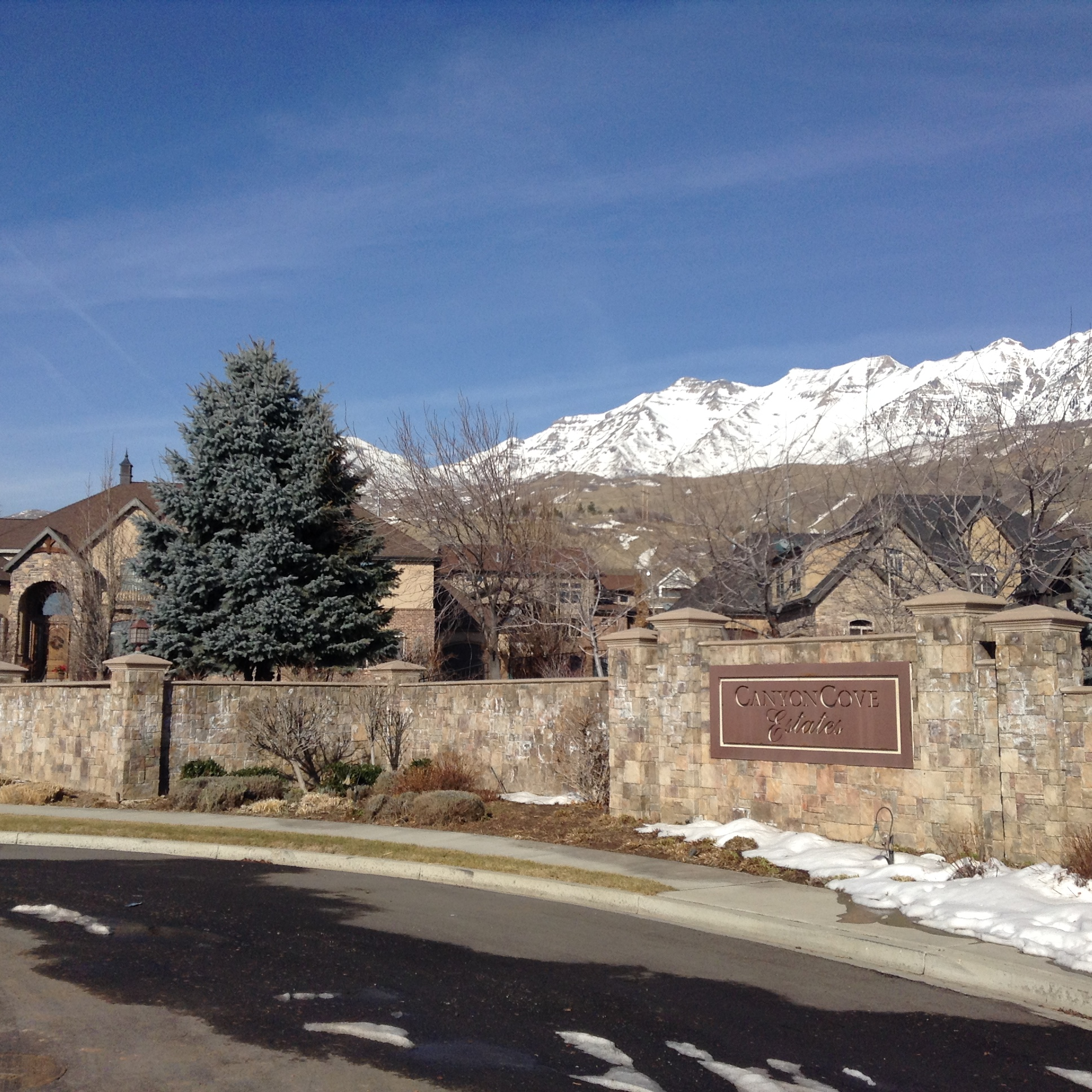 Neighborhood Plan: Canyon View, Orchard & Cascade Upkeep