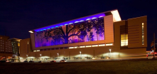 Our convention center. Let's get more conventions in it. It's a beautiful space. We need to get it booked.