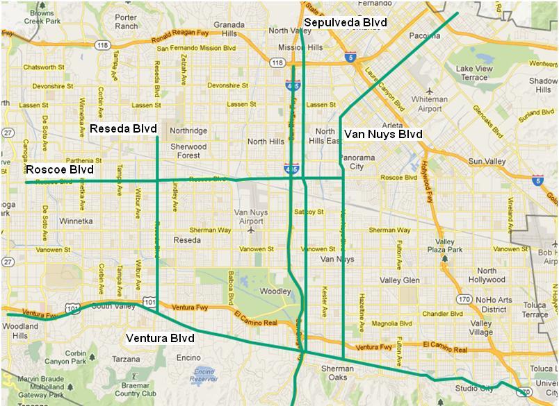Transit-Enhanced Network: Valley