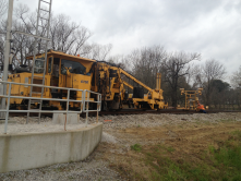Most maintenance on rail infrastructure is privately funded.  Give taxpayers a break; move freight efficiently by rail.