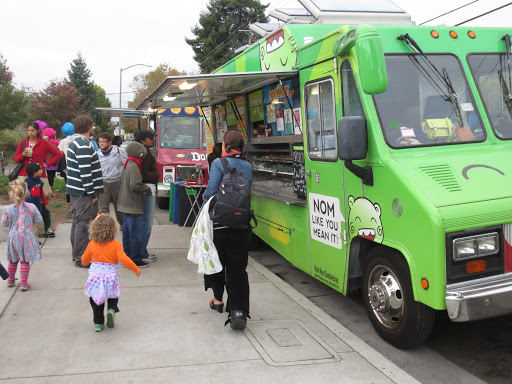 Oakland Mobile Food Vending