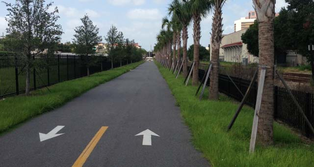 How Often Do You Use a Bike Trail?