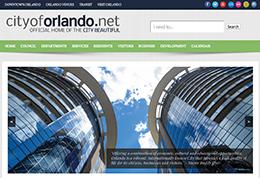 Your CityofOrlando.net Experience