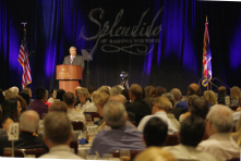 Oro Valley Mayor Satish Hiremath, D.D.S. gave his fourth State of the Town Address at the Hilton Tucson El Conquistador