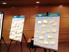 Ideas from the Town's Community Academy on 11/21/13