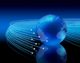 The city should provide fiber optic cable to the premise for internet service to all residences and businesses in the city.