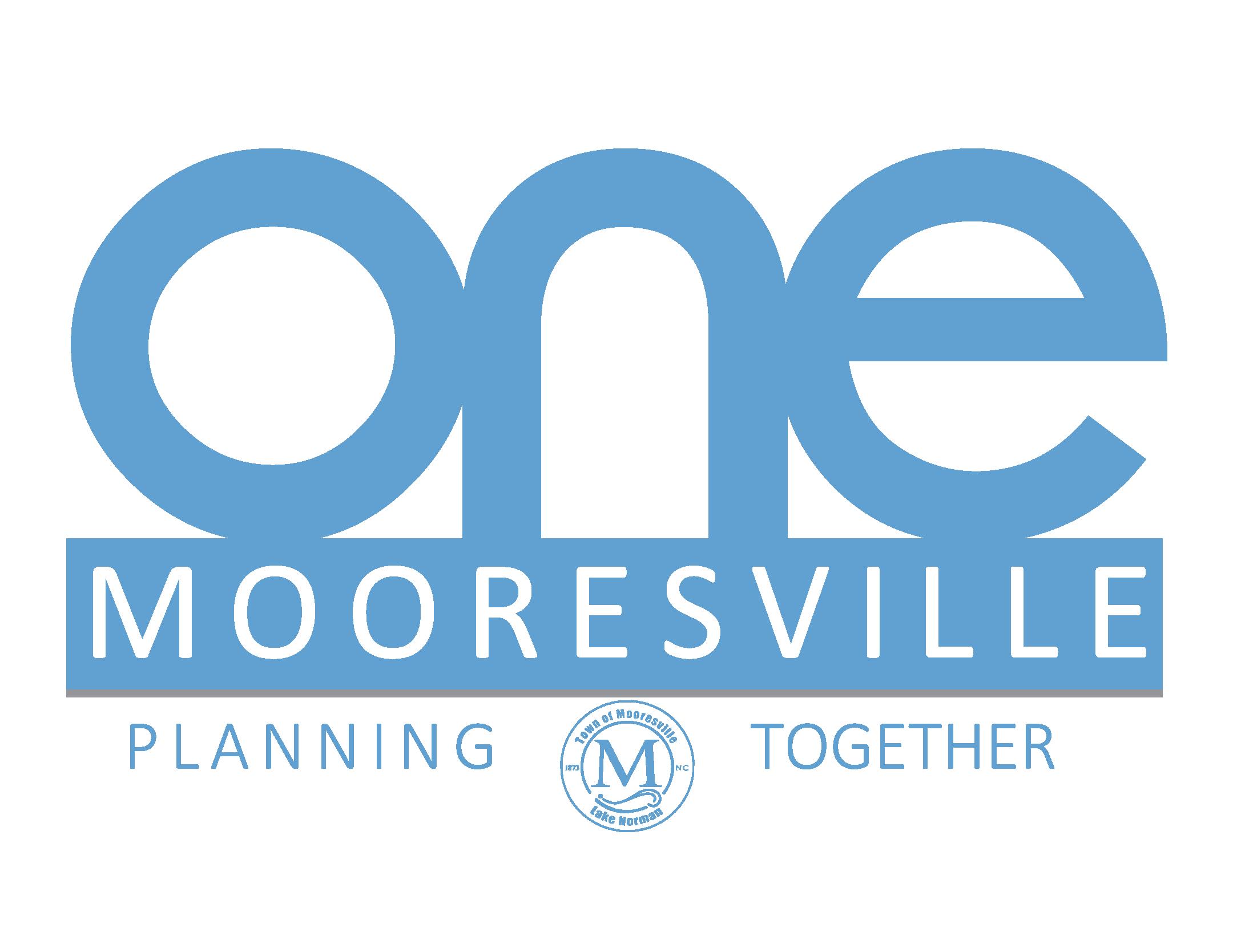 OneMooresville #1:  Survey