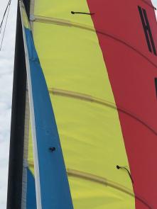 Sailing the Rehoboth Bay