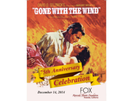 """Fox Theater Foundation marks """"Gone With the Wind"""" 75th anniversary Dec. 14"""