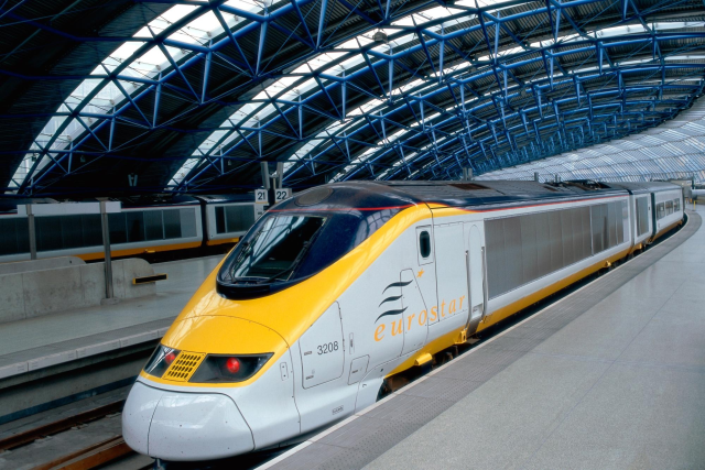 Bullet or fast trains to ease transportation issues.
