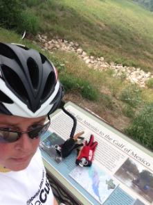 Bike rides down the Mission Reach
