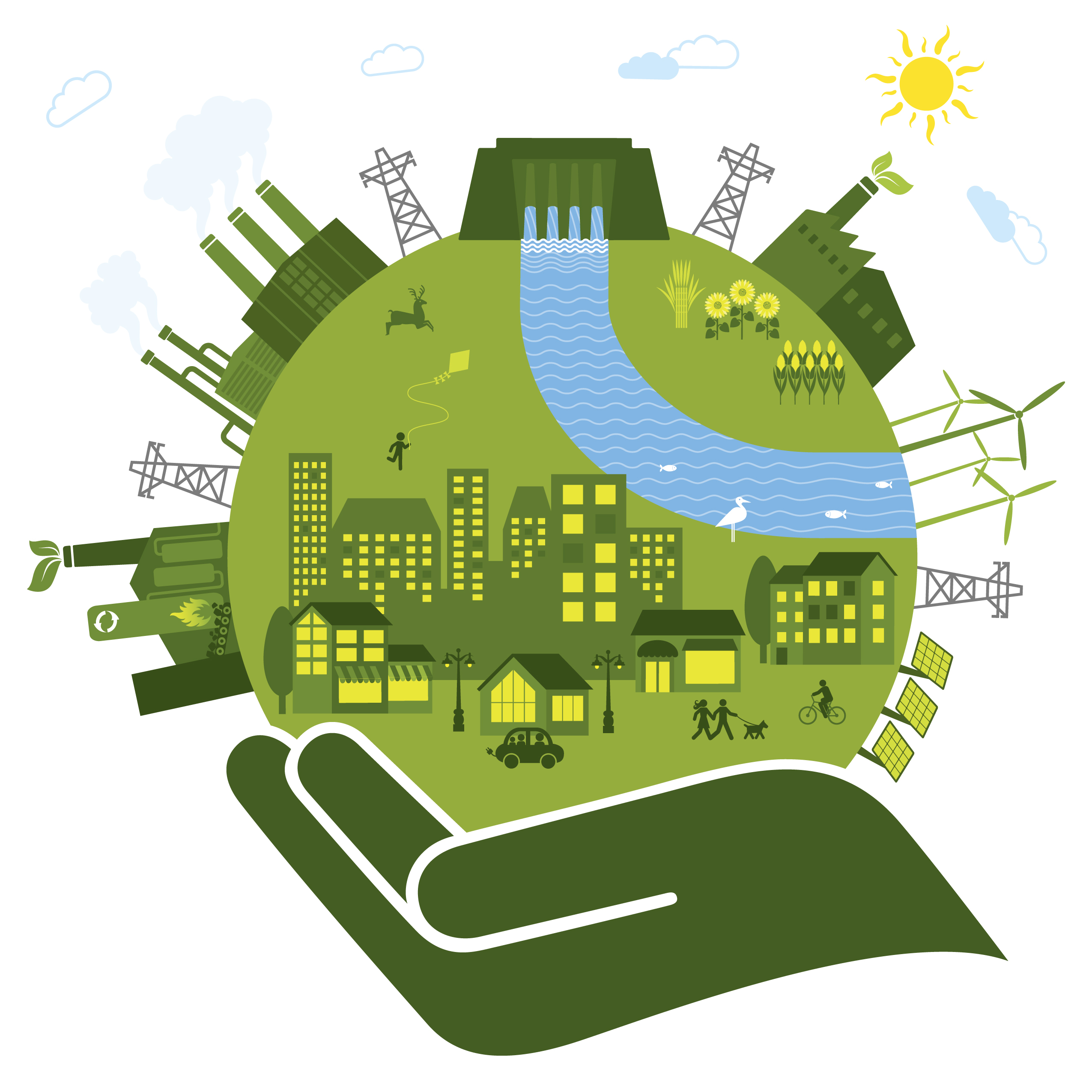 Smart Land Use and Growth