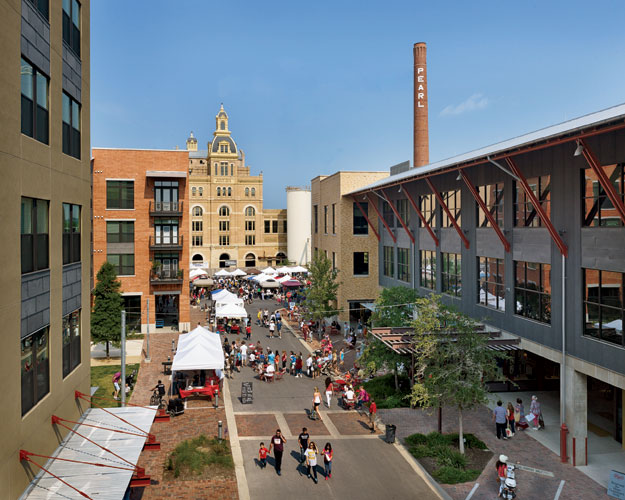Smart Growth in San Antonio