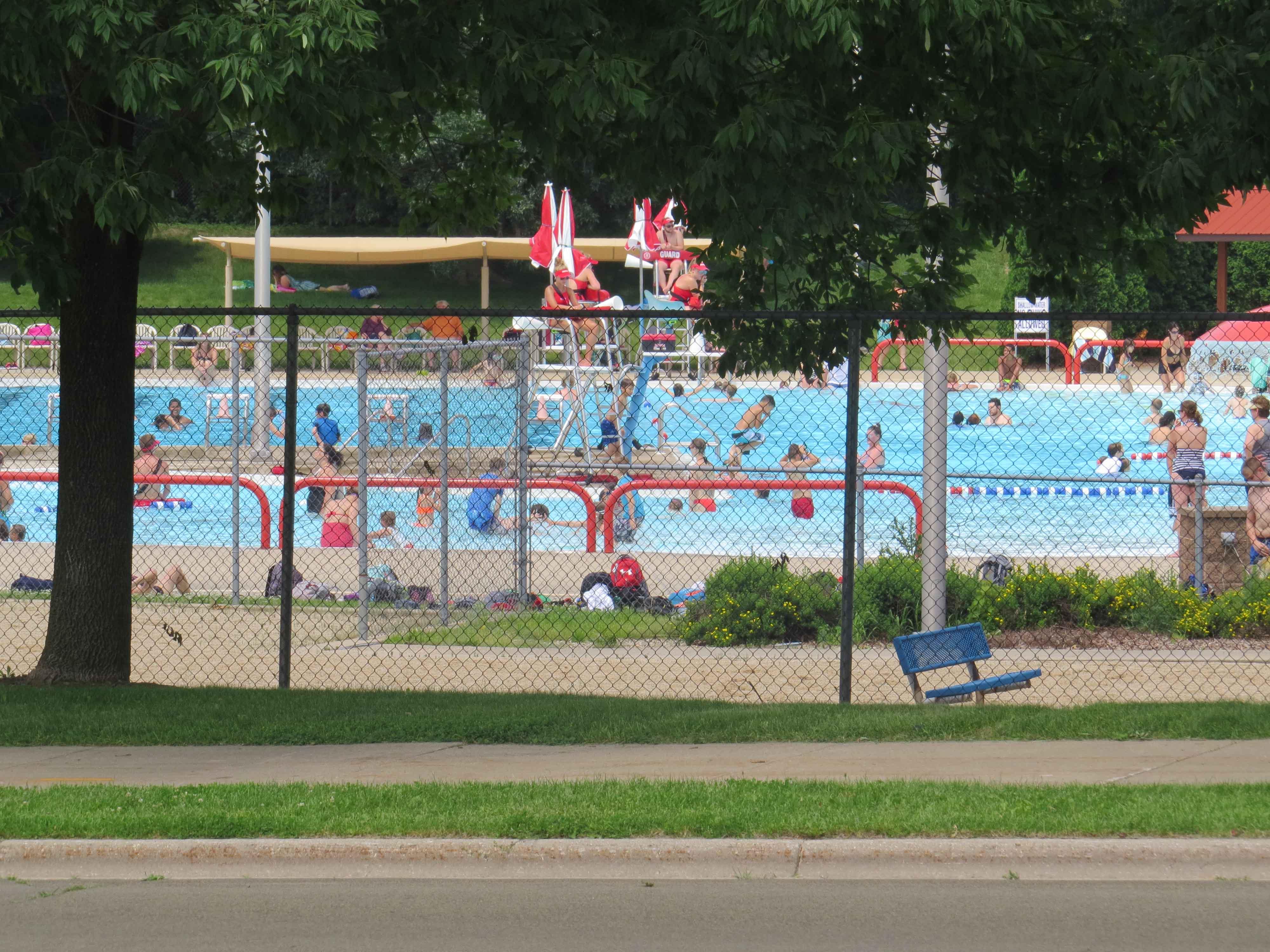 Sheehan Park Master Plan: Family Aquatic Center