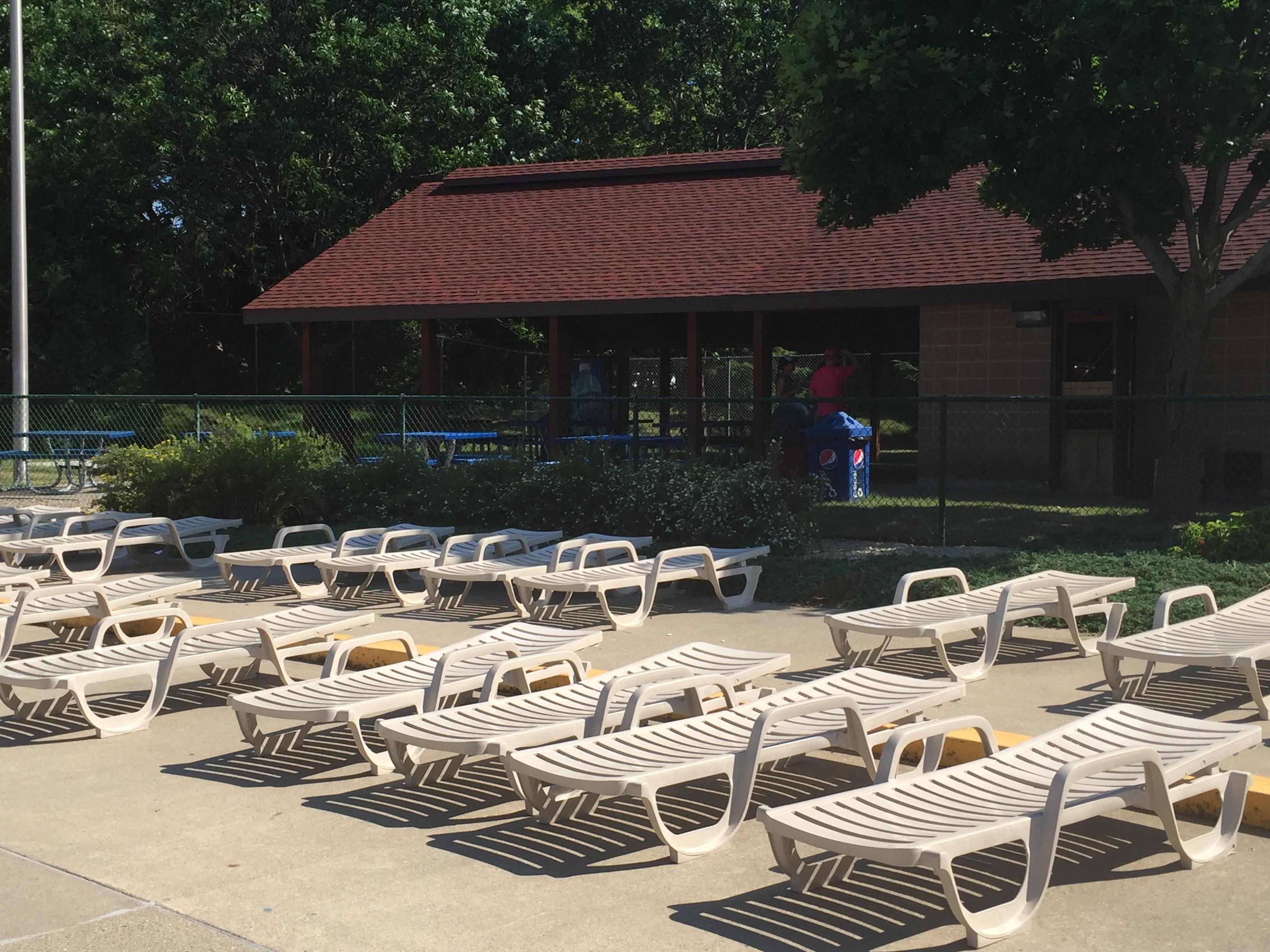 Sheehan Park Master Plan:  Family Aquatic Center Bathhouse Needs