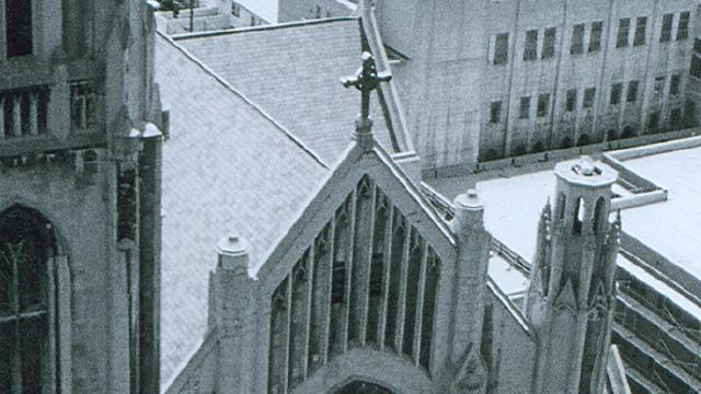 What religious sites have shaped the history of Los Angeles?