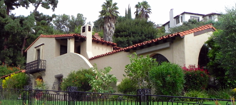 What is your favorite historical place in Los Angeles?