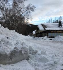 West Glacier mid-winter 2019 mtm photo