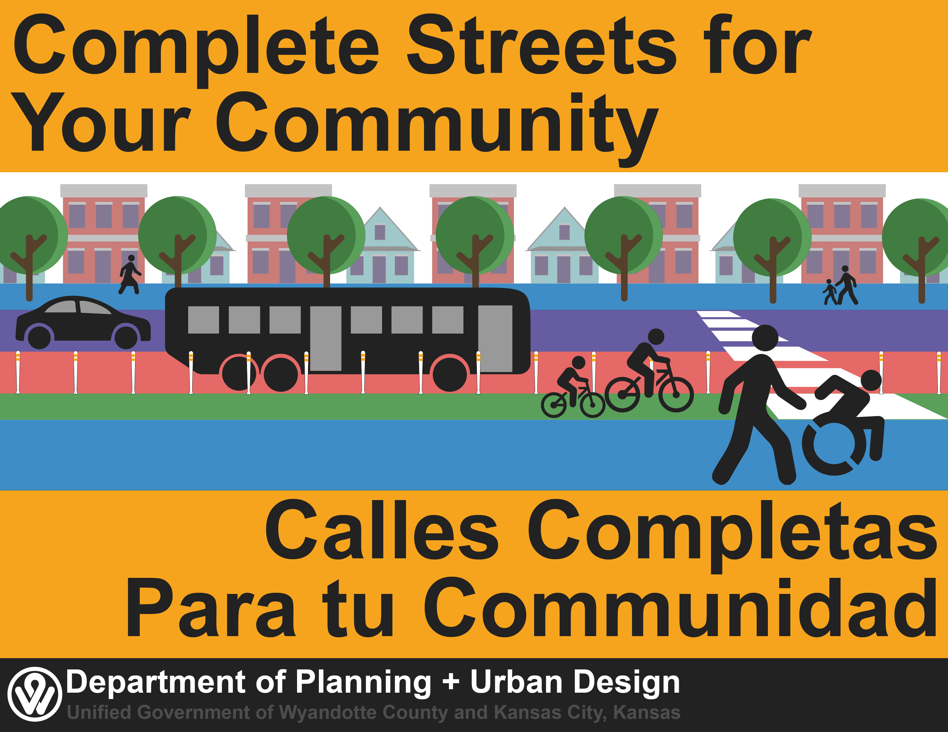 Complete Streets for Your Community- Online Survey